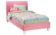 Standard Furniture Fantasia Pink Full Bed