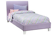 Standard Furniture Fantasia Lavender Twin Bed