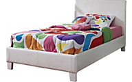 Standard Furniture Fantasia White Full Bed
