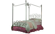 Standard Furniture Princess Full Canopy Bed