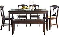 Standard Furniture Larkin 6-Piece Dining Set