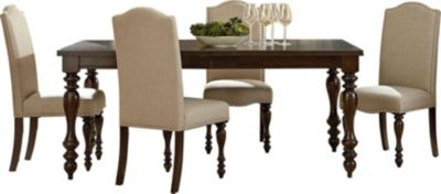 Standard Furniture McGregor Table & 4 Chairs