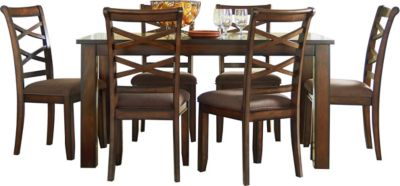 Standard Furniture Redondo Table & 6 Chairs
