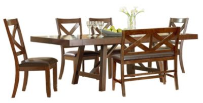 Standard Furniture Omaha 6-Piece Dining Set