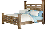 Standard Furniture Montana King Poster Bed