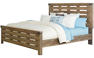 Standard Furniture Montana Queen Panel Bed