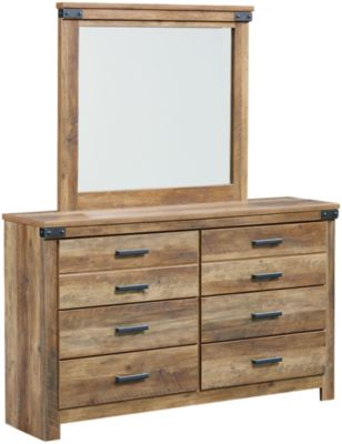 Standard Furniture Montana Dresser with Mirror