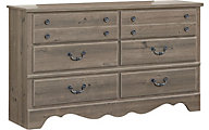 Standard Furniture Timber Creek Dresser
