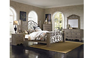 Standard Furniture Timber Creek 4-Piece Queen Bedroom Set
