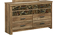 Standard Furniture Habitat Dresser