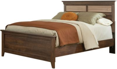Standard Furniture Weatherly Full Panel Bed