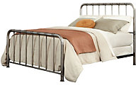 Standard Furniture Tristen King Metal Bed