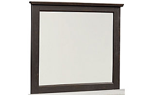Standard Furniture Stonehill Dark Mirror