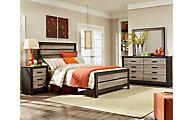 Standard Furniture Fremont 4-Piece Queen Bedroom Set