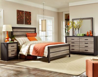 Standard Furniture Fremont 4-Piece King Bedroom Set