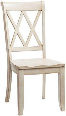Standard Furniture Vintage Vanilla Side Chair