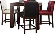Standard Furniture Couture Elegance Counter Table & 4 Stools