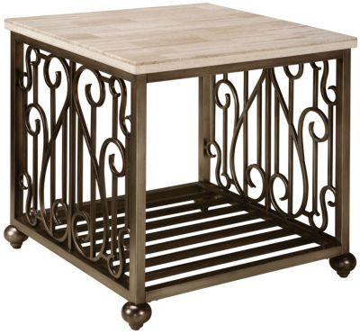 Standard Furniture Toscana End Table