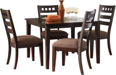 Standard Furniture Sparkle Table & 4 Chairs