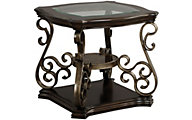 Standard Furniture Seville End Table