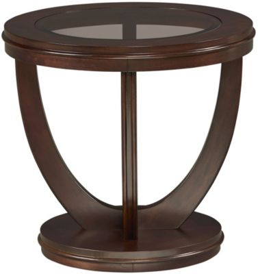 Standard Furniture La Jolla Round End Table
