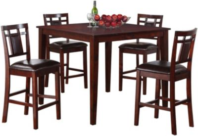 Standard Furniture Westlake Counter Table & 4 Stools