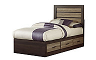 Standard Furniture Oakland Twin Storage Bed