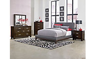 Standard Furniture Couture 4-Piece Queen Bedroom Set