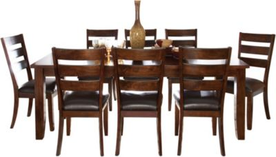 Standard Furniture Abaco Table & 8 Chairs