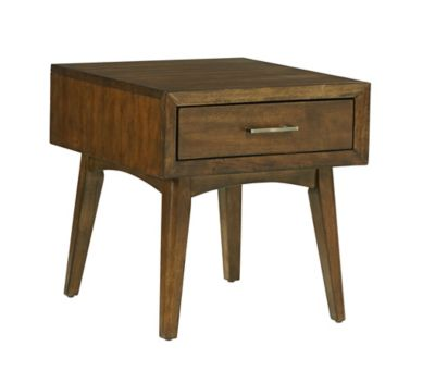 Standard Furniture Roxbury Storage End Table