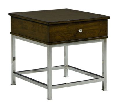 Standard Furniture Beckett End Table with Drawer