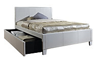 Standard Furniture Fantasia White Full Trundle Bed