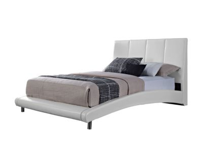Standard Furniture Moderno White Queen Bed