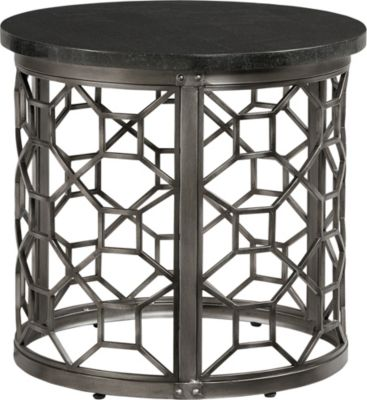 Standard Furniture Equinox Round End Table