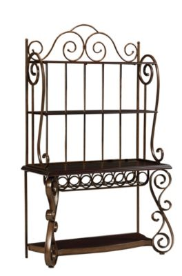 Standard Furniture Bombay Bakers Rack