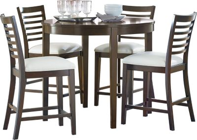 Standard Furniture Noveau Counter Table & 4 Chairs
