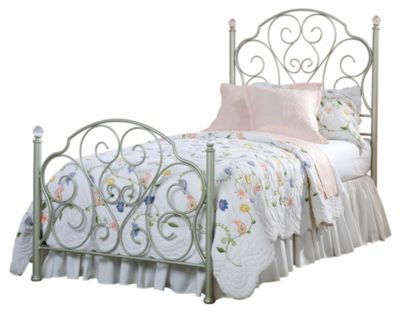 Standard Furniture Spring Rose Twin Bed