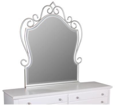 Standard Furniture Spring Rose Mirror