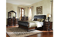 Standard Furniture Churchill 4-Piece Queen Bedroom Set