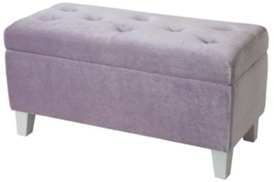 Standard Furniture Young Parisian Storage Ottoman