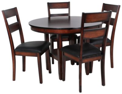 Standard Furniture Pendleton 5 Piece Dining Set