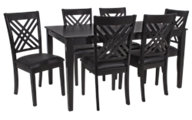 Standard Furniture Brooklyn Table & 6 Chairs