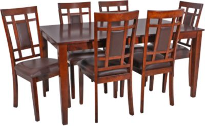 Standard Furniture Westlake Table & 6 Chairs