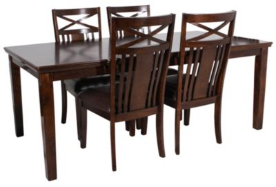 Standard Furniture Sonoma Table & 4 Side Chairs