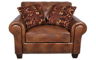 Steve Silver Silverado 100% Leather Chair