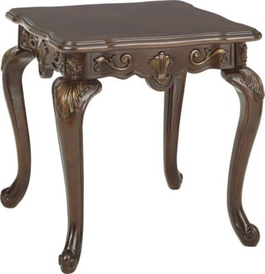 Steve Silver Lisburn End Table