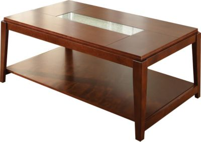 Steve Silver Ice Coffee Table