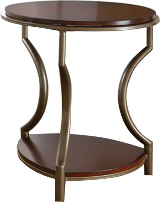 Steve Silver Maryland Round End Table