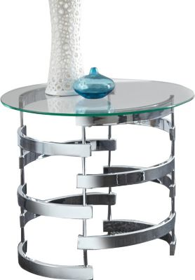 Steve Silver Tayside Round End Table