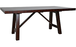 Steve Silver Clapton Trestle Table